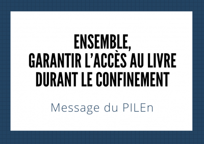 Communication du PILEn