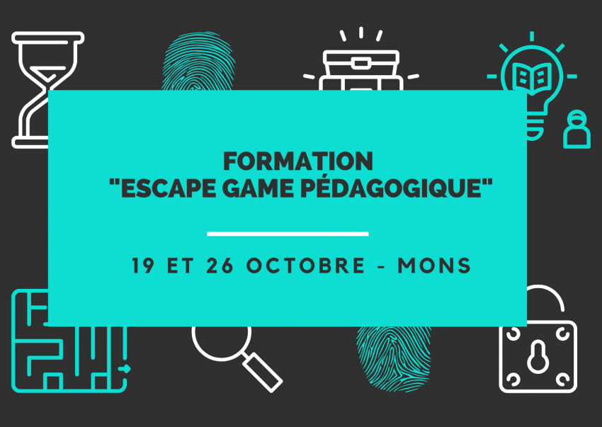 "Formation ""Escape Game Pédagogique"